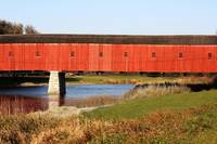 Historic West Montrose Covered Bridge