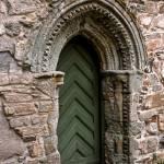 """Monestary Door - Utstein Kloster FA Print"" by Sunchaser"