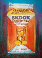 Pop Art Skook Ice Tea