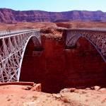 """Twin Navajo Bridges"" by rayjacque"