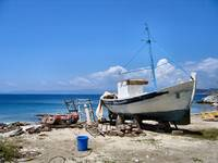 THASSOS TOWN BOATS