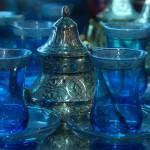 """Tea set in Grand Bazaar"" by anneleroy"