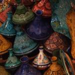 """Marrakech, tagines"" by anneleroy"