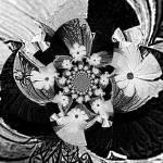 """Spiral Cosmos"" by bahippiechik"