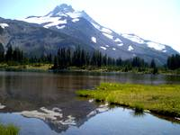 Mt. Jefferson and Russell Lake 2