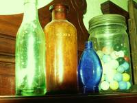Bottles and Marbles