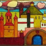 """Byzantium/Dream. Medieval Motif"" by yudaev"