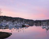 2010 Calendar Cover - Gig Harbor Sunset