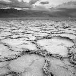 """Badwater - Death Valley Desert Landscape"" by miir"