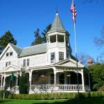 """""""Patriotic Victorian Home"""" by pkripper503"""