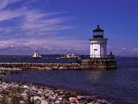 Bug Light, Casco Bay, South Portland, Maine