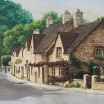 """Cotswold Street"" by marypalmer"