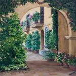"""Sedona Archway"" by marypalmer"