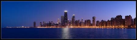 Chicago from North Beach