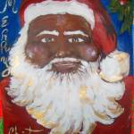 """Jolly Santa"" by CASB"