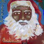 """Slim Santa"" by CASB"
