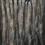 """Tree Trunk V"" by MaryThomas"
