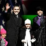 """""""The Obama Family"""" by Briggs"""