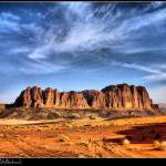 """Jabal Qatar in wadi rum"" by RaslanAl-abbadi"