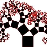 """Pythagoras Tree 2"" by Rafa"