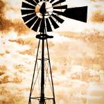 """Windmill"" by BeautifullyScene"