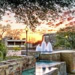 """San Antonio Sunset"" by BeautifullyScene"