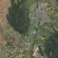 Paarl (South Africa) : Satellite Image
