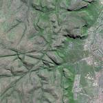 """Drakensberg (South Africa) : Satellite Image"" by astriumgeo"
