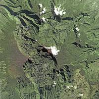 Reunion Island (France) : Satellite Image