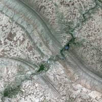 Nineveh Plains (Iraq) : Satellite Image