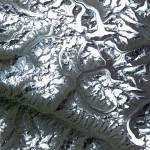"""Himachal Pradesh (Italy)  : Satellite Image"" by astriumgeo"