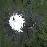 Villarica (Chile) : Satellite Image