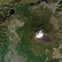 Mount Fuji (Japan)  : Satellite Image