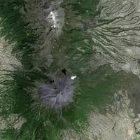 Popocatepetl (Mexico) : Satellite Image