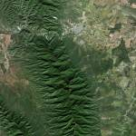 """Sierra madre (Mexico) : Satellite image"" by astriumgeo"
