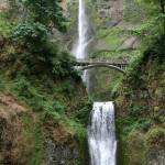 """Multnomah Falls"" by rebsumnerphotos"