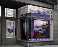 Saco River Gallery Storefront