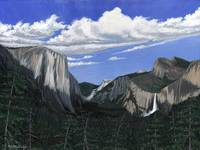 SRG: Yosemite Valley, California