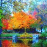 """Park Cabin Impressionist"" by BuddhabellyDave"