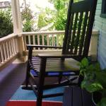 """Charming NJ porch"" by thewritersays"
