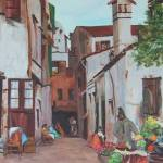 """Portugal original oil painting"" by KFCollection"
