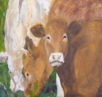 Irish Cows 11x14