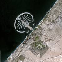 Dubai (United Arab Emirates) : Satellite Image