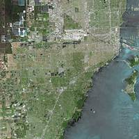 Miami (United States) : Satellite Image