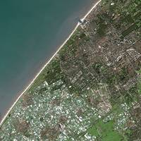 The Hague (Netherland) : Satellite Image
