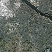 Seoul (South Korea) : Satellite Image
