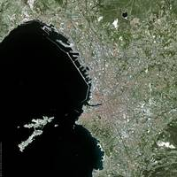 Marseille (France) : Satellite Image