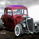 """Ford Coupe1933"" by orionshope"