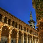 """Umayad Mosque-Damascus -AWARD WINNING IMAGE"" by Waseem"