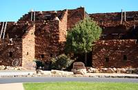 Hopi House Architecture